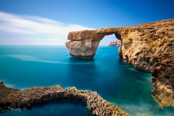 Лазурное окно Мальта