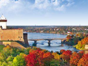 Эстония ноябрь